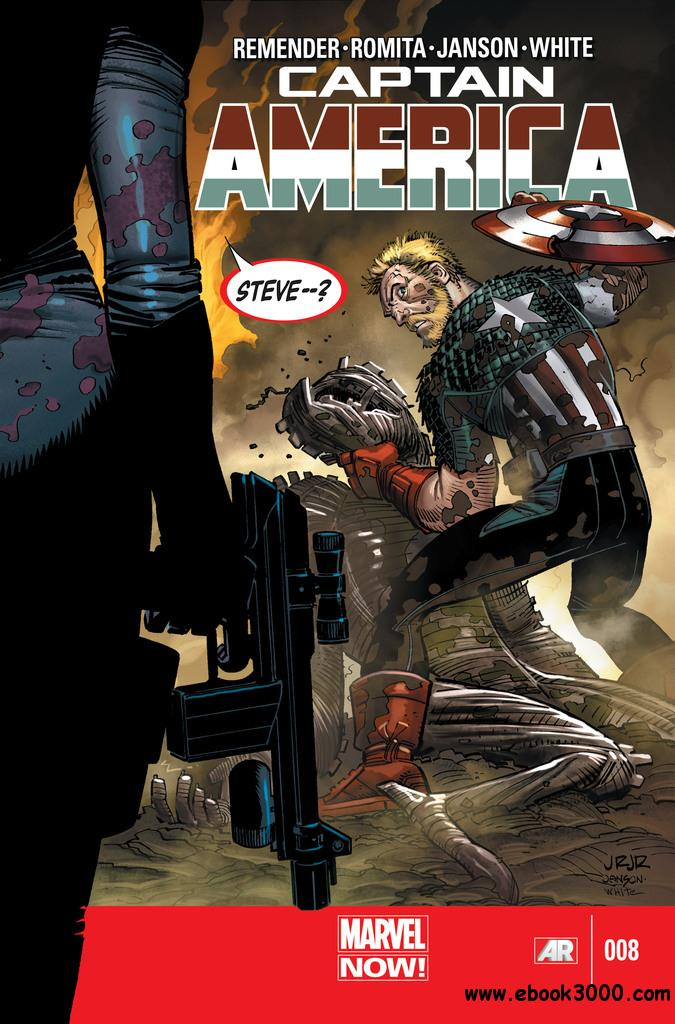 Captain America 008 (2013) free download