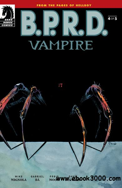 B.P.R.D. - Vampire 04 (of 05) (2013) free download