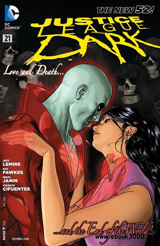 Justice League Dark 021 (2013) free download