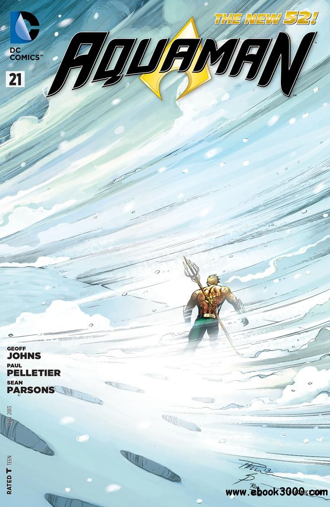 Aquaman 021 (2013) free download