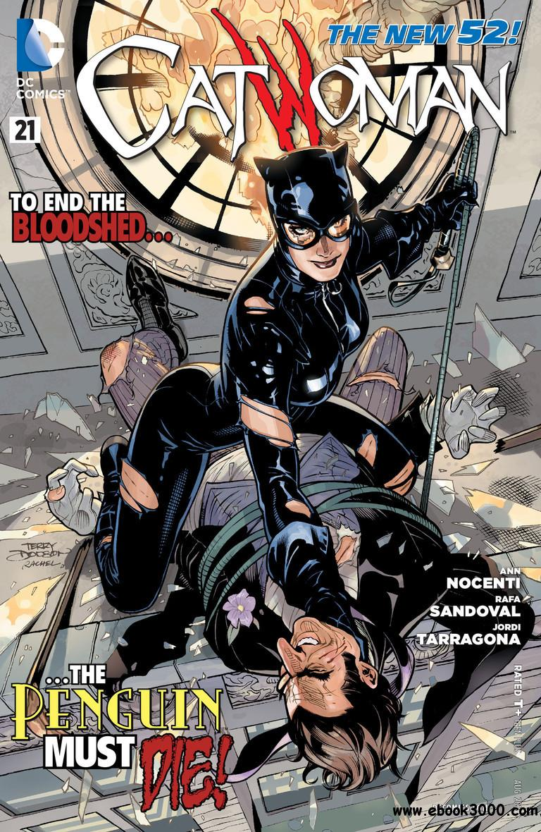 Catwoman 021 (2013) free download