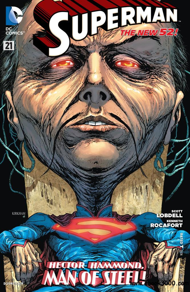 Superman 021 (2013) free download