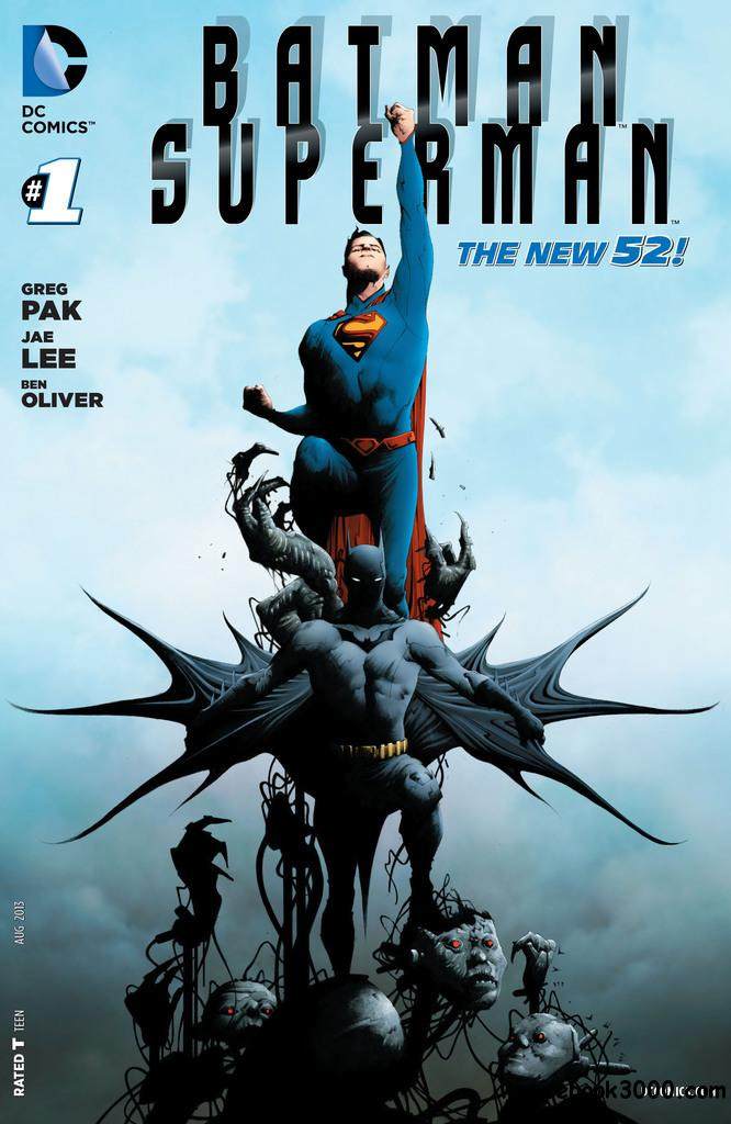 Batman-Superman 001 (2013) free download