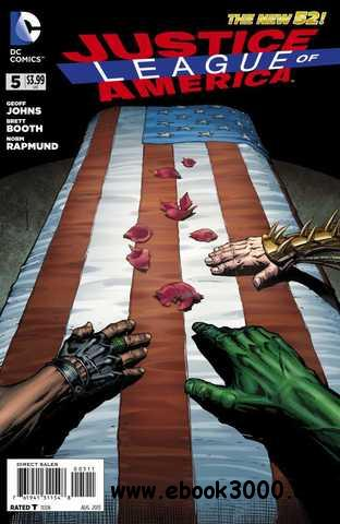 Justice League of America 005 (2013) free download