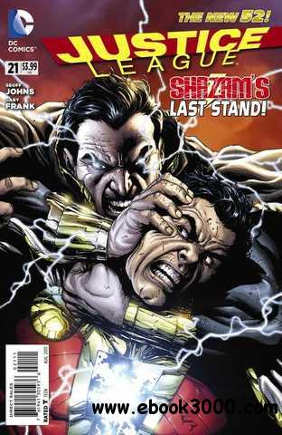 Justice League 021 (2013) free download