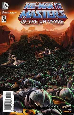 He-Man and the Masters of the Universe 003 (2013) free download