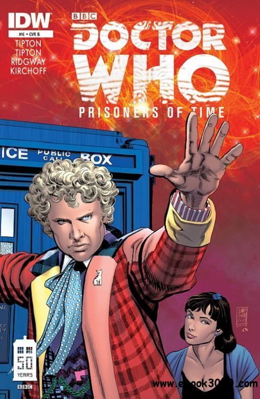 Doctor Who Prisoners Of Time 006 (2013) free download