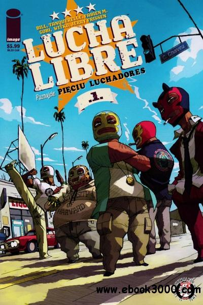 Lucha Libre - Volume 1 free download