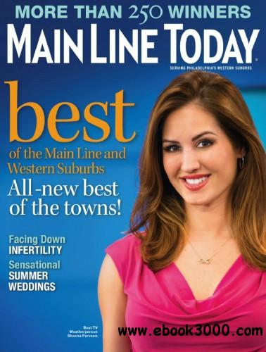 Main Line Today - July 2013 free download