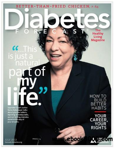 Diabetes Forecast - July 2013 free download