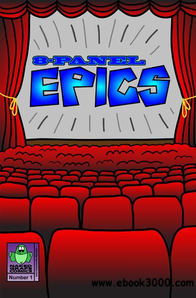 8-Panel Epics 001 (2013) free download