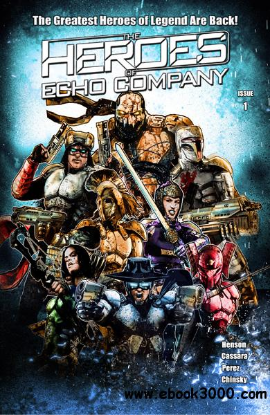 The Heroes of Echo Company 001 (2012) free download