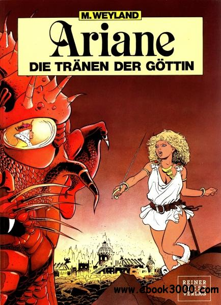 Ariane - Band 3 - Die Tranen der Gottin free download