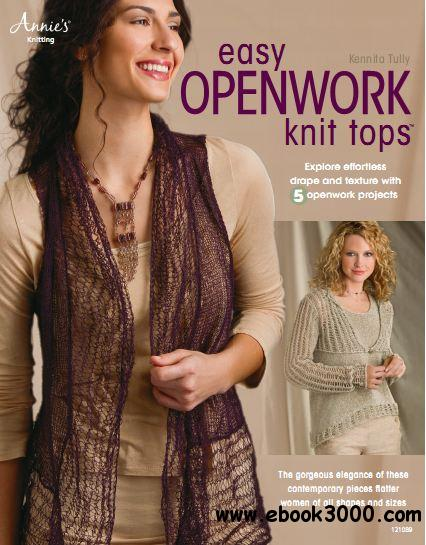 Easy Openwork Knit Tops download dree