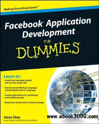Facebook Application Development for Dummies free download