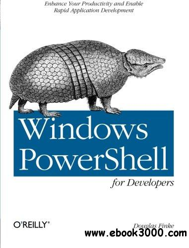 Windows PowerShell for Developers free download