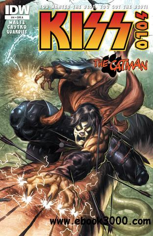 Kiss Solo - The Catman 04 (of 4) (2013) free download
