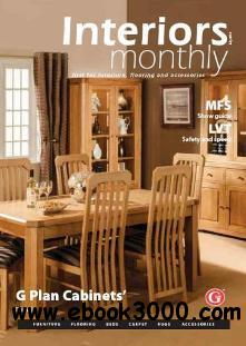 Interiors Monthly - July 2013 free download