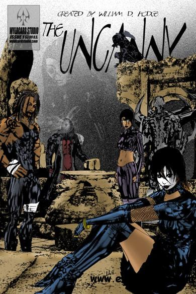 The Uncanny 001 (2013) free download