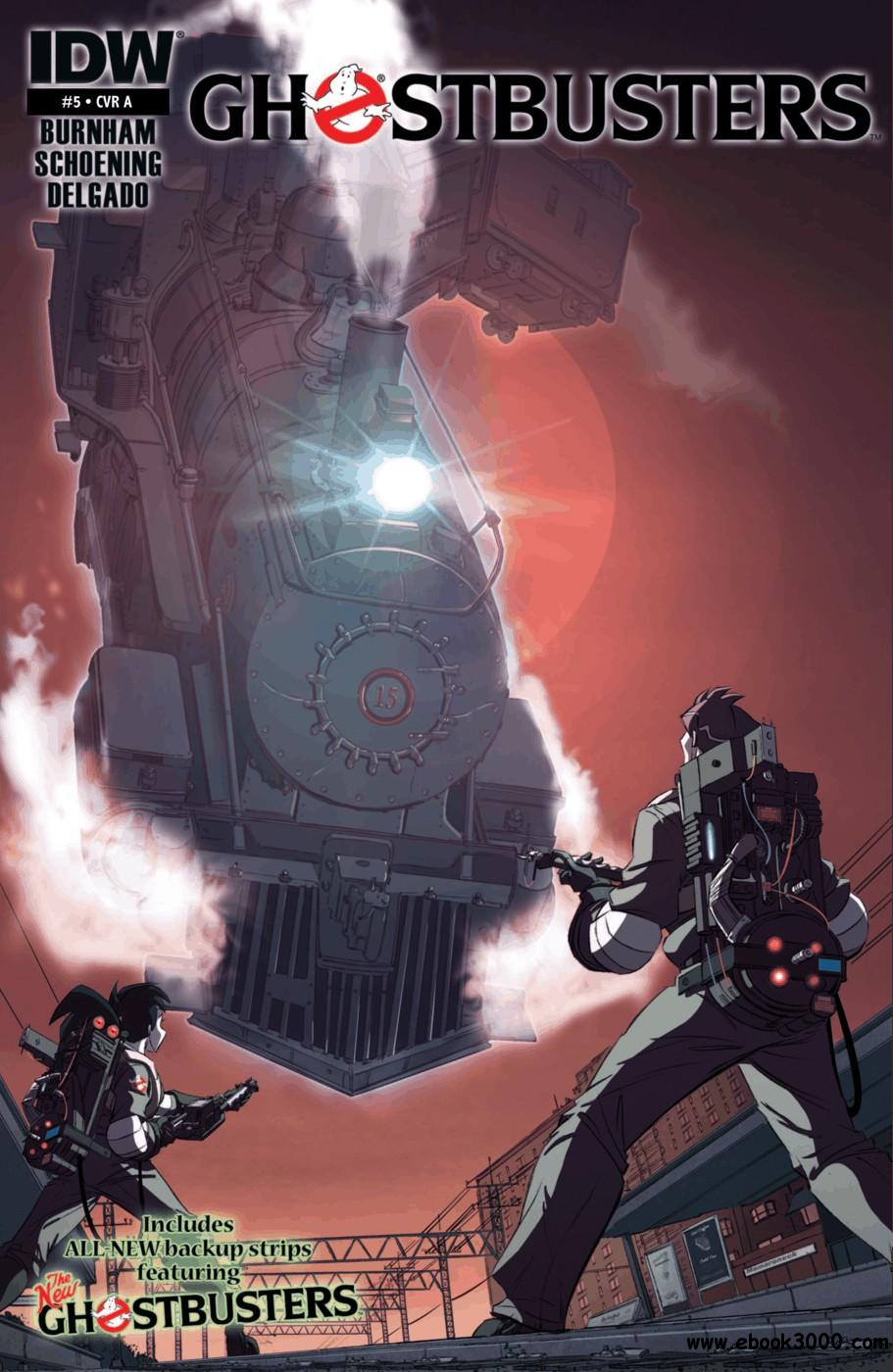 Ghostbusters Vol 2 005 (2013) free download
