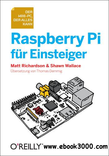 Raspberry Pi fur Einsteiger free download