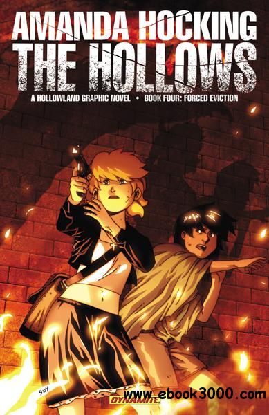 Amanda Hocking's The Hollows - A Hollowland Graphic Novel Book 004 (2013) free download