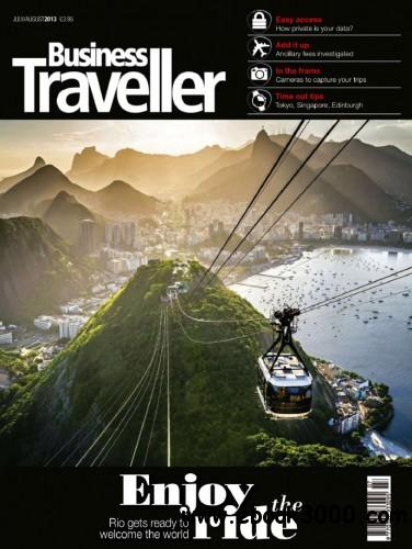 Business Traveller - July 2013 free download