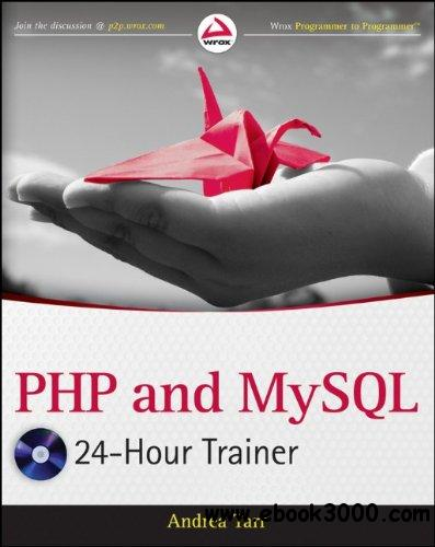 PHP and MySQL 24-Hour Trainer free download
