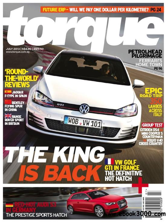 Torque Singapore - July 2013 free download