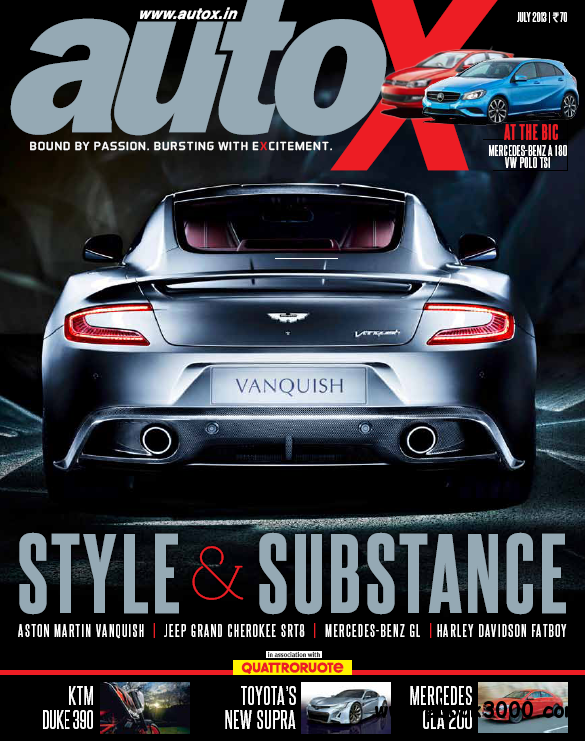 autoX - July 2013 free download