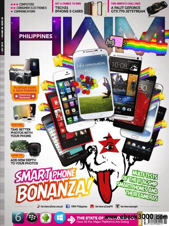 HWM Philippines - July 2013 free download