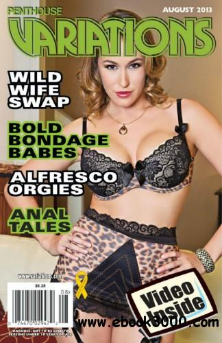 Penthouse Variations - August 2013 + Video free download