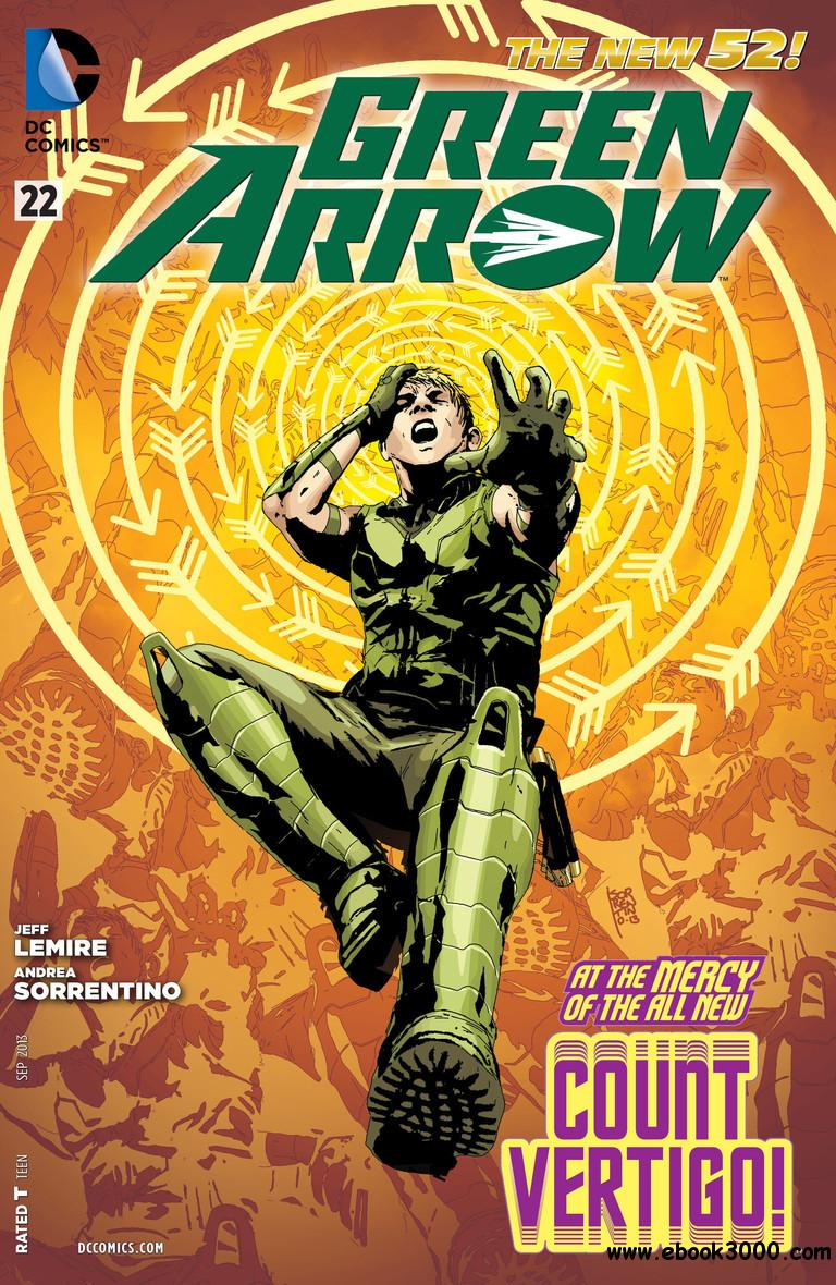 Green Arrow 022 (2013) free download