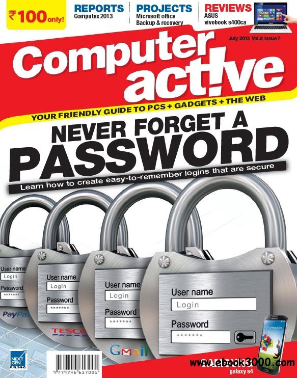 Computer Active India - July 2013 free download