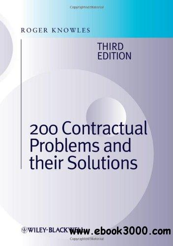 200 Contractual Problems and Their Solutions, 3rd Edition download dree