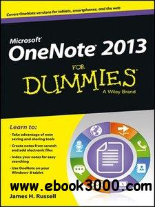 OneNote 2013 For Dummies download dree