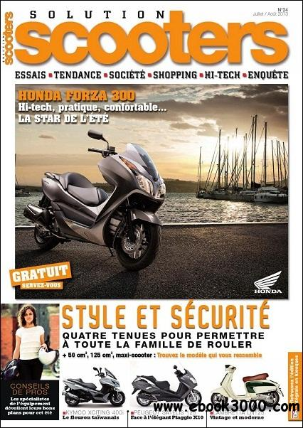 Solution Scooters - Juillet/Aout 2013 free download