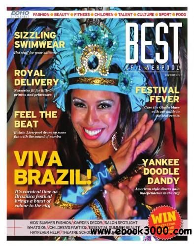 Best of Liverpool Magazine - July 2013 free download