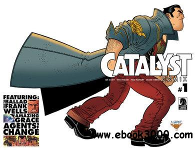 Catalyst Comix 001 (2013) free download