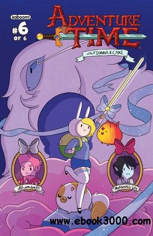 Adventure Time with Fionna & Cake 06 (of 06) (2013) free download