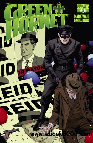 Green Hornet 003 (2013) free download