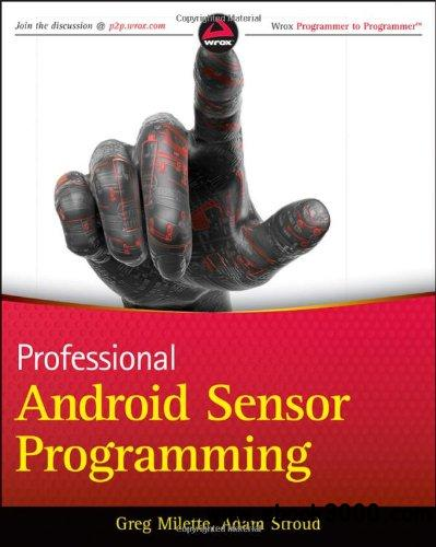 Professional Android Sensor Programming free download