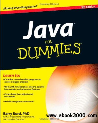 Java For Dummies, 5th Edition free download