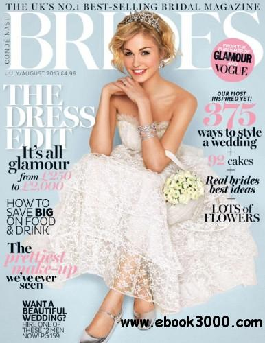 Brides UK - July August 2013 download dree