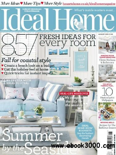 Ideal Home UK - August 2013 free download
