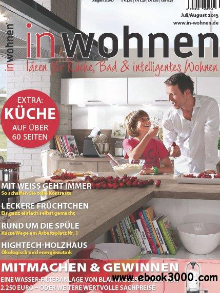 IN Wohnen Magazin Juli August No 02 2013 free download