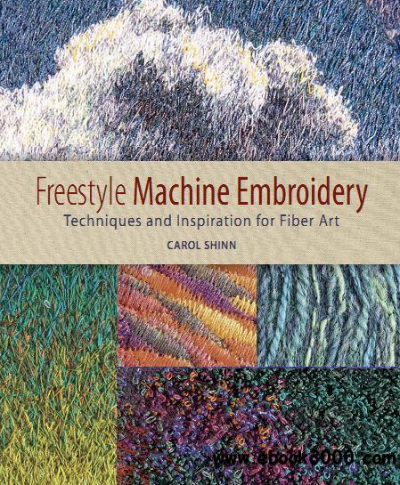 Freestyle Machine Embroidery free download