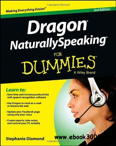 Dragon NaturallySpeaking For Dummies free download