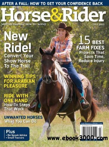 Horse & Rider - July 2013 free download