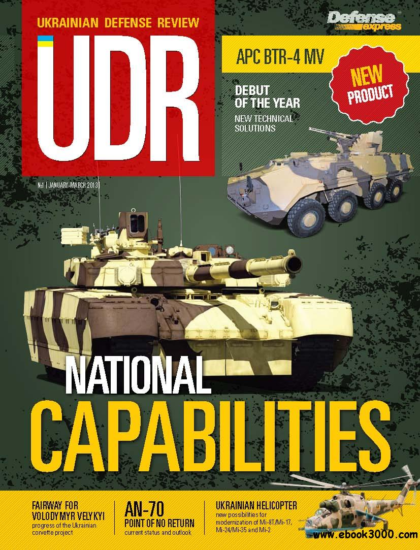 Ukrainian Defense Review C January/March 2013 n.01 free download